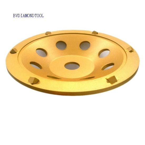 PCD Cup Wheels For Epoxy Removal