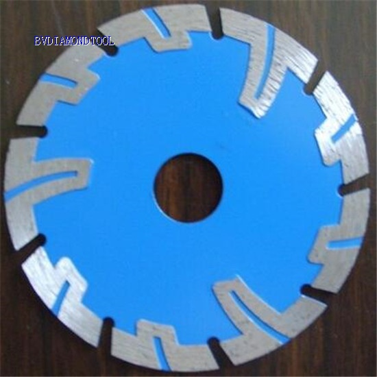 Dry Cutting Blades with Protection Teeth