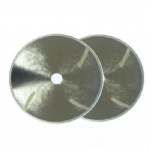 Electroplated Diamond Cutting Blade Double Side Reinforcing Rib