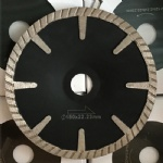 Turbo T Concave Blades For Stone