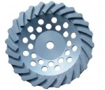 Diamond Swirling Cup Wheels For Stone And Concrete