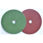Wet Flexible Polishing Pads For Stone