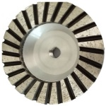 Aluminum Cup Shaped Grinding Wheels