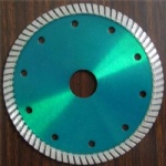 Narrow Teeth Turbo Blades For Granite and Concrete