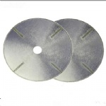 Electroplated Diamond Blade Double Side Reinforcing Rib